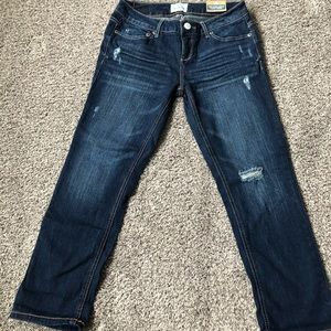 Ankle high jeans brand new